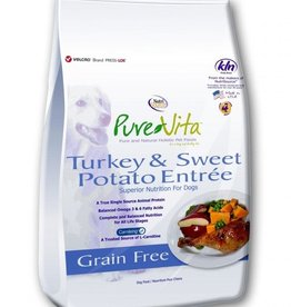 Pure Vita Tuffy's Pure Vita Dog Dry GF Turkey & Sweet Potato