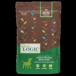 Nature's Logic Nature's Logic Canine Venison Meal Feast  Dry Dog Food