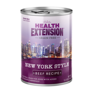 Health Extension Health extension New York style beef