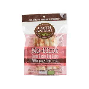 Earth Animal Earth Animal Dog Treat No Hide Salmon Chews