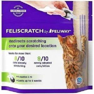 H&C H&C Ceva Feliway Feliscratch