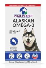 Vitalplanet Vital Planet Alaskan Omega 3 soft gels
