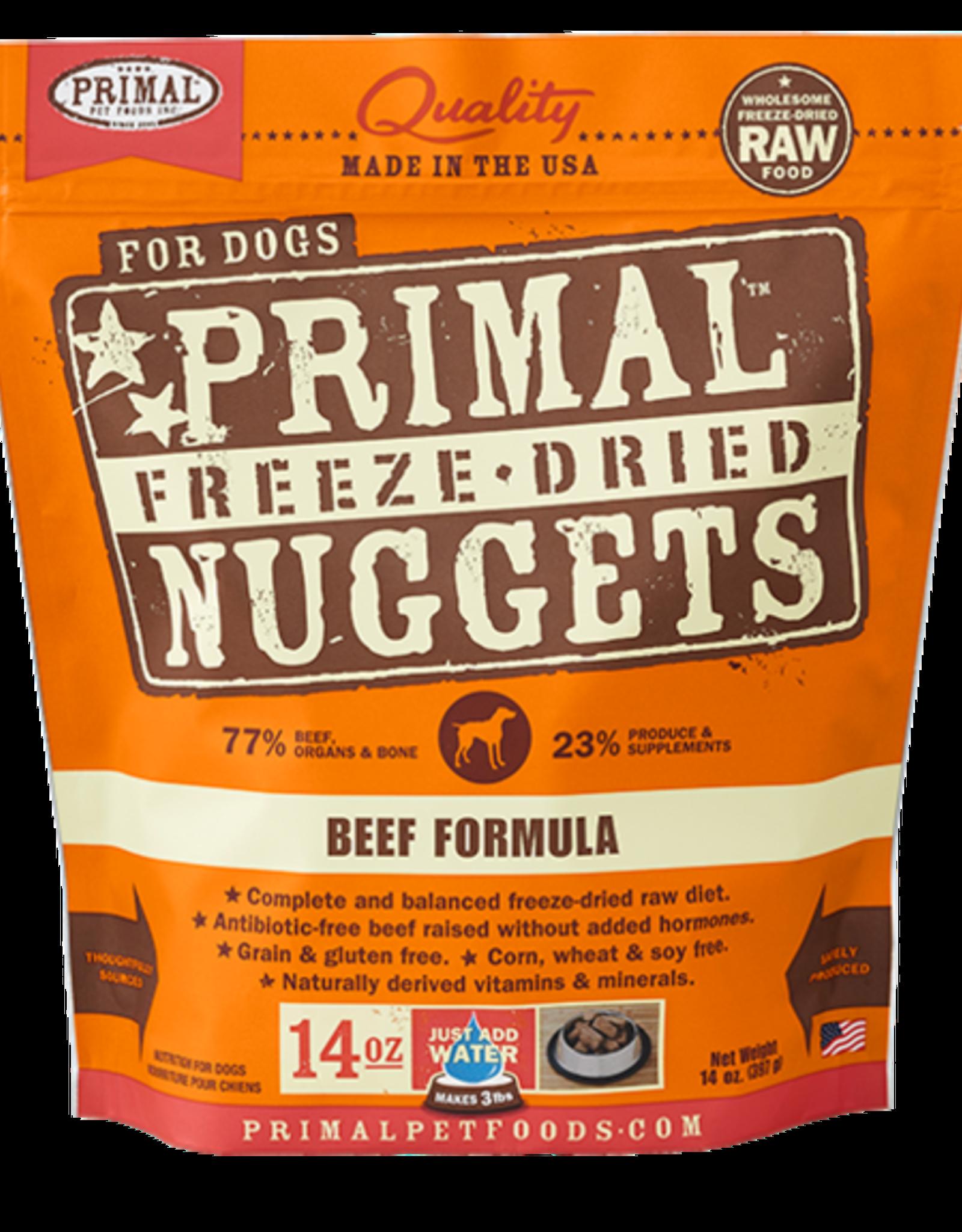 Primal Primal fd beef for dog