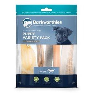 Barkworthies Variety Pack Puppy