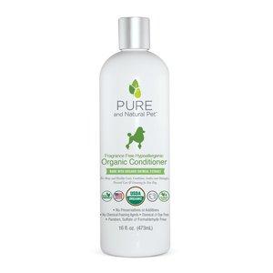 Pura  Naturals Pura Naturals Fragrance Free Hypoallergenic Conditioner