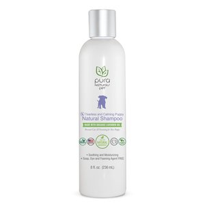 Pura  Naturals Pura Naturals Tearless and Calming Puppy Naturals Shampoo