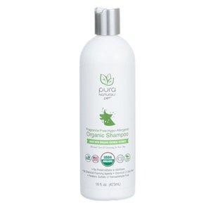 Pura  Naturals Pura Naturals Fragrance Free Hypoallergenic Shampoo