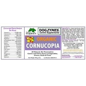 Natures Farmacy Nature's Farmacy Dogzymes Organic Cornucopia