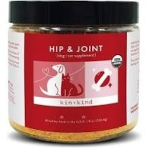 kin+kind kin+kind Hip & Joint (bone and joint supplement for dogs and cats)