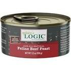 Nature's Logic Nature Logic Beef Feline Feast 24/case 5 oz.