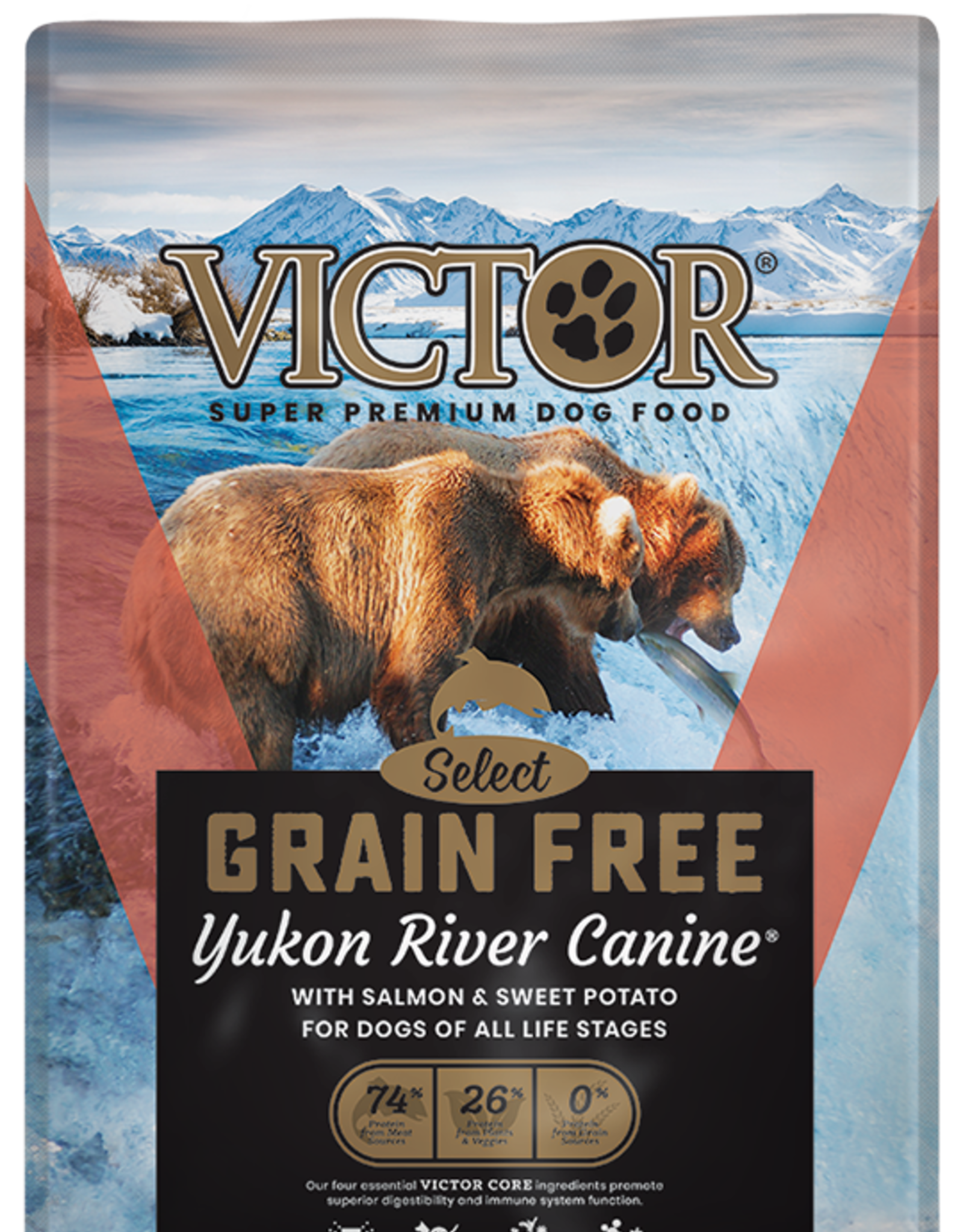 Victor Victor Dog Dry Select GF Yukon River
