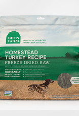 Open Farm Open Farm Dog FD Raw Turkey Homestead