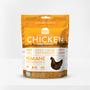 Open Farm Open Farm Dog Treat GF Dehydrated Chicken 4.5 oz