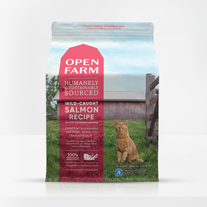 Open Farm Open Farm Cat Dry GF Salmon Wild-Caught