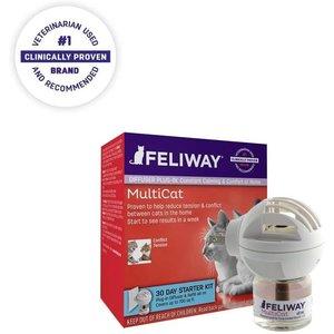 H&C H&C Ceva Feliway Multicat Starter Kit