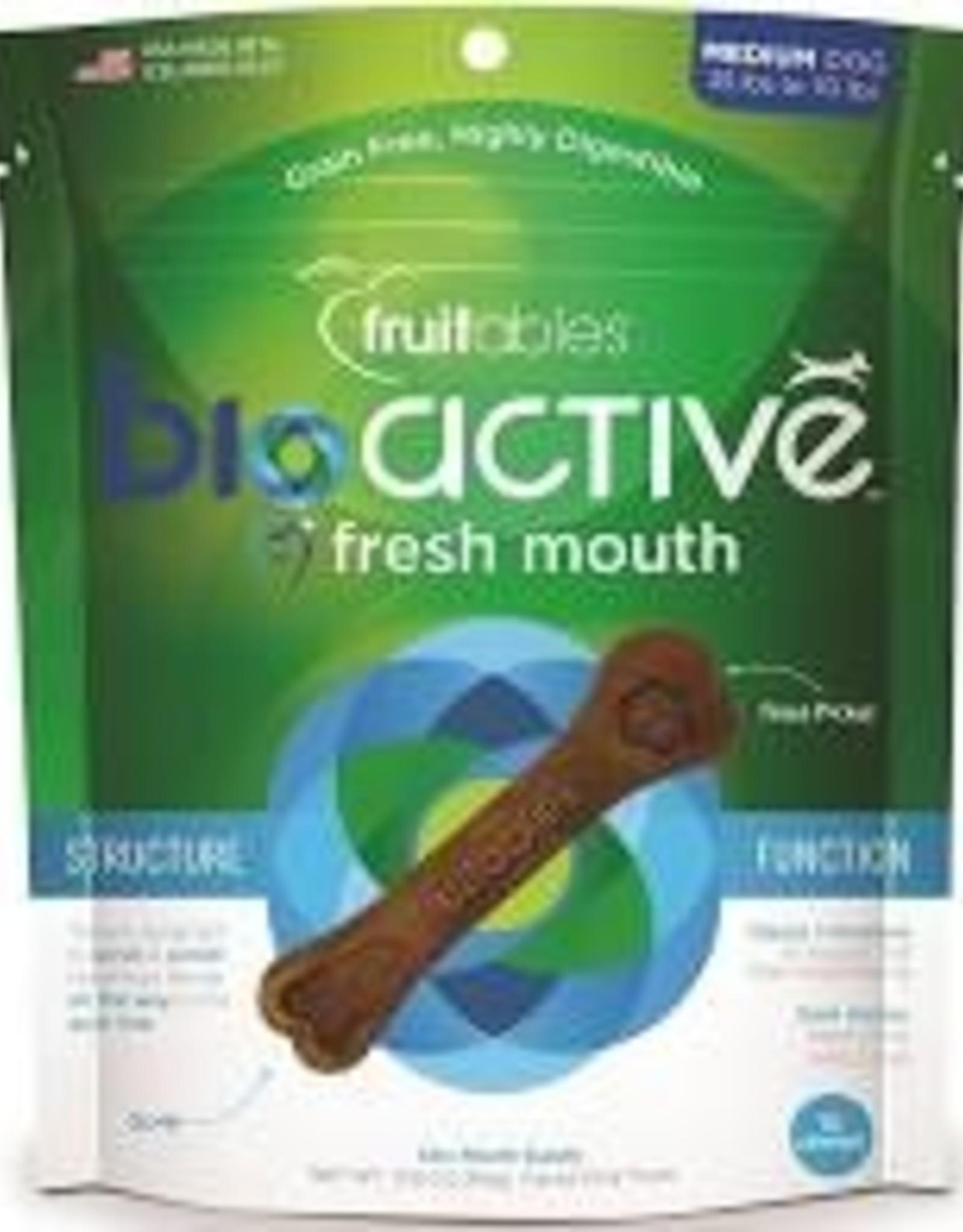 Fruitable Bioact Dental  Fresh Mouth Dog Treat
