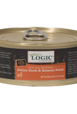 Nature Logic Cat Duck & Salmon 24/case 5 oz.