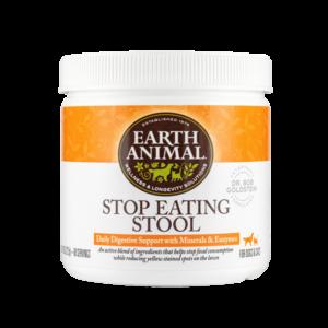 Earth Animal Earth Animal Health Stop Eating Poop 8 oz
