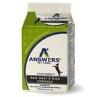 Answer goat milk