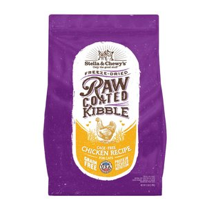 Stella & Chewy's Stella & Chewy's Cat Raw Coated Chicken 2.5 lb.
