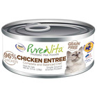 Pure Vita Cat GF Chicken Liver 5.5 oz can