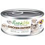 Pure Vita Cat GF Chicken Liver 5.5 oz can