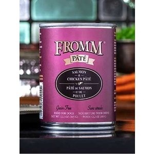 Fromm Fromm Salmon & Chicken Pâté Dog Food