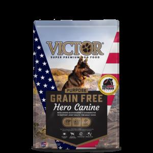 Victor Victor Dog Dry GF Hero Canine