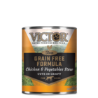 Victor Victor Dog Can GF Chicken & Vegetables