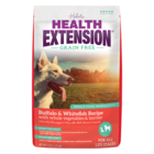 Health Extension Health Extension Grain Free Buffalo and Whitefish