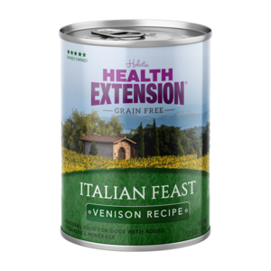 Health Extension Health extension Italian feast vennison