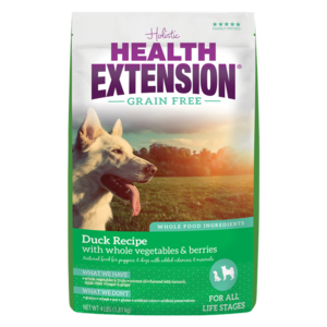 Health Extension Health Extension Grain Free Duck Dry Dog Food