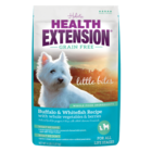 Health Extension Health Extension Grain Free Buffalo & Whitefish Recipe Little Bites