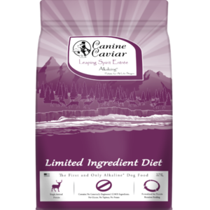 Canine Caviar's Canine Caviar's Leaping Spirit Grain Free Limited Ingredient