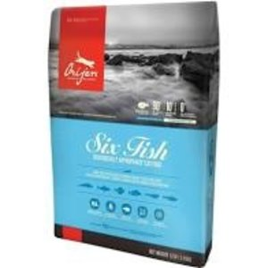 Orijen ORIJEN Six Fish Dry Dog Food
