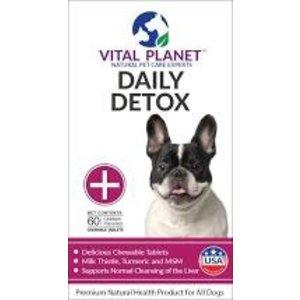Vitalplanet Vital planet daily detox tabs
