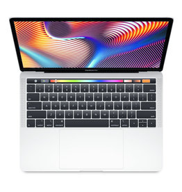 Apple (Prev Gen) Apple 13-inch Macbook Pro TB Silver 1.4GHz/8GB/256GB