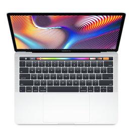 Apple (Prev) Apple 13-inch Macbook Pro TB Silver 2.4GHz/8GB/256GB