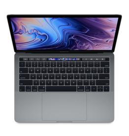 Apple (Prev Gen) Apple 13-inch Macbook Pro TB Space Gray 2.4GHz/8GB/256GB