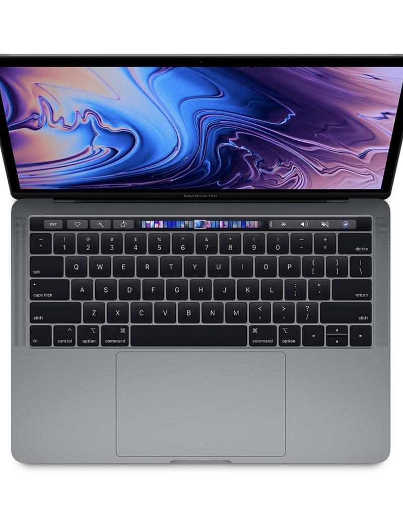 Apple (Prev) Apple 13-inch Macbook Pro TB Space Gray 2.4GHz/8GB/256GB