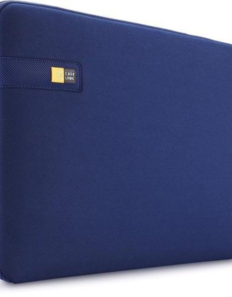 """Case Logic Case Logic 15.6"""" Laptop Sleeve Dark Blue"""