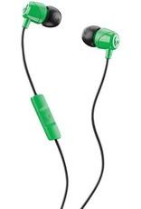 Skullcandy Skullcandy Jib In-Ear Earbuds with Mic Green/Black