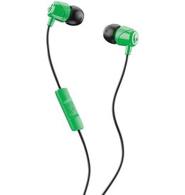 Skullcandy Skullcandy Jib In-Ear Earbuds with Mic Green/Black