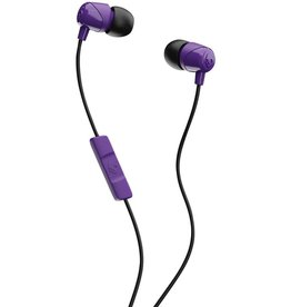 Skullcandy Skullcandy Jib In-Ear Earbuds with Mic Purple/Black
