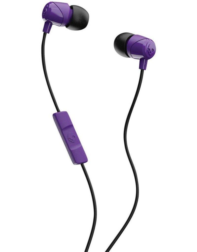 Skullcandy Skullcandy Jib In-Ear Earbuds with Mic Purple/Black