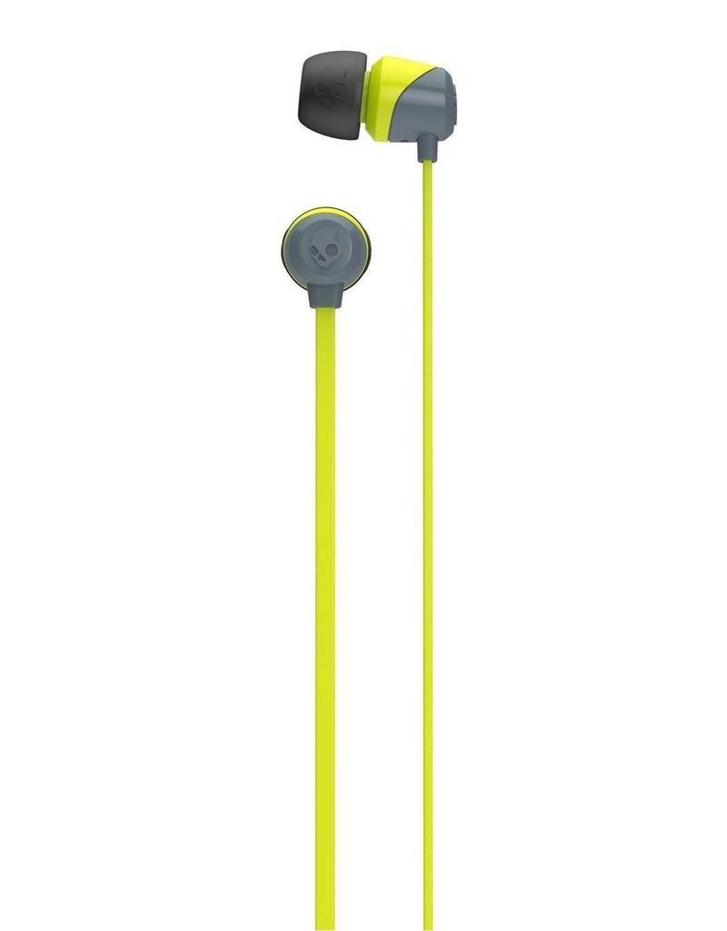 Skullcandy Skullcandy Jib In-Ear Earbuds Gray/Lime