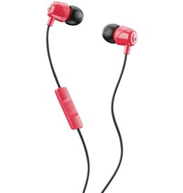 Skullcandy Skullcandy Jib In-Ear Earbuds with Mic Red/Black