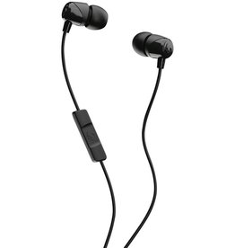 Skullcandy Skullcandy Jib In-Ear Earbuds with Mic Black/Black
