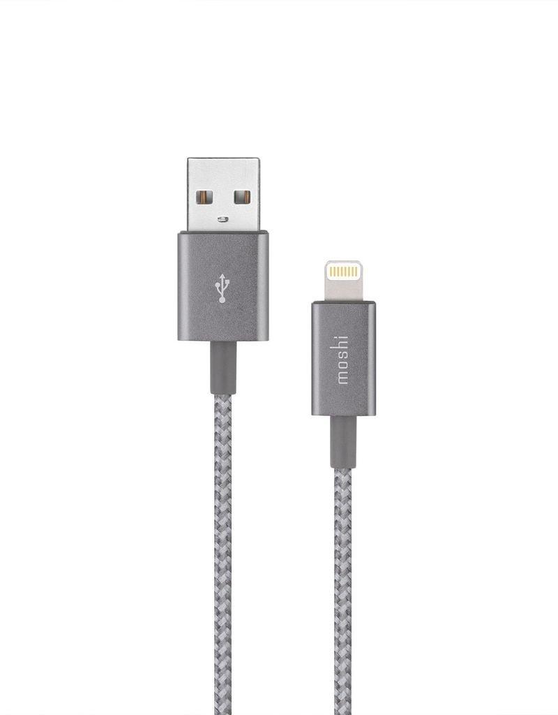 moshi moshi Integra USB with Lightning Connector Black