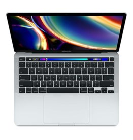 Apple (Prev Gen) Apple 13-inch MacBook Pro with Touch Bar Silver: 1.4GHz i5/8GB/256GB